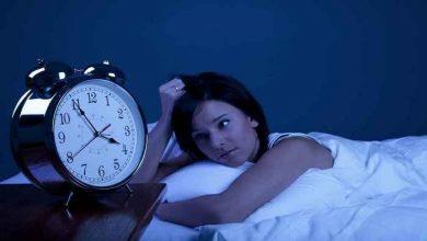 علل بی خوابی ودرمان آن