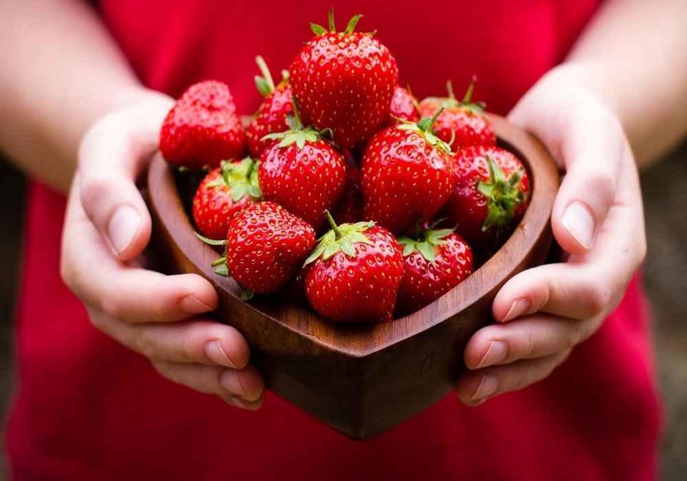 ماسک توت فرنگی موثر درطراوت وشادابی پوست