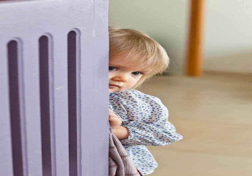 به کودکان برچسب خجالتی بودن نزنید