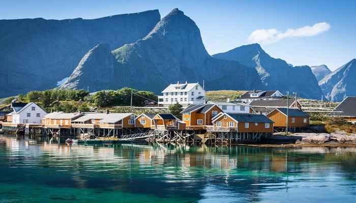 کشورهای اسکاندیناوی شادترین مردم دنیارا دارند