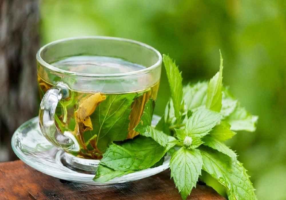 ماسک چای سبز