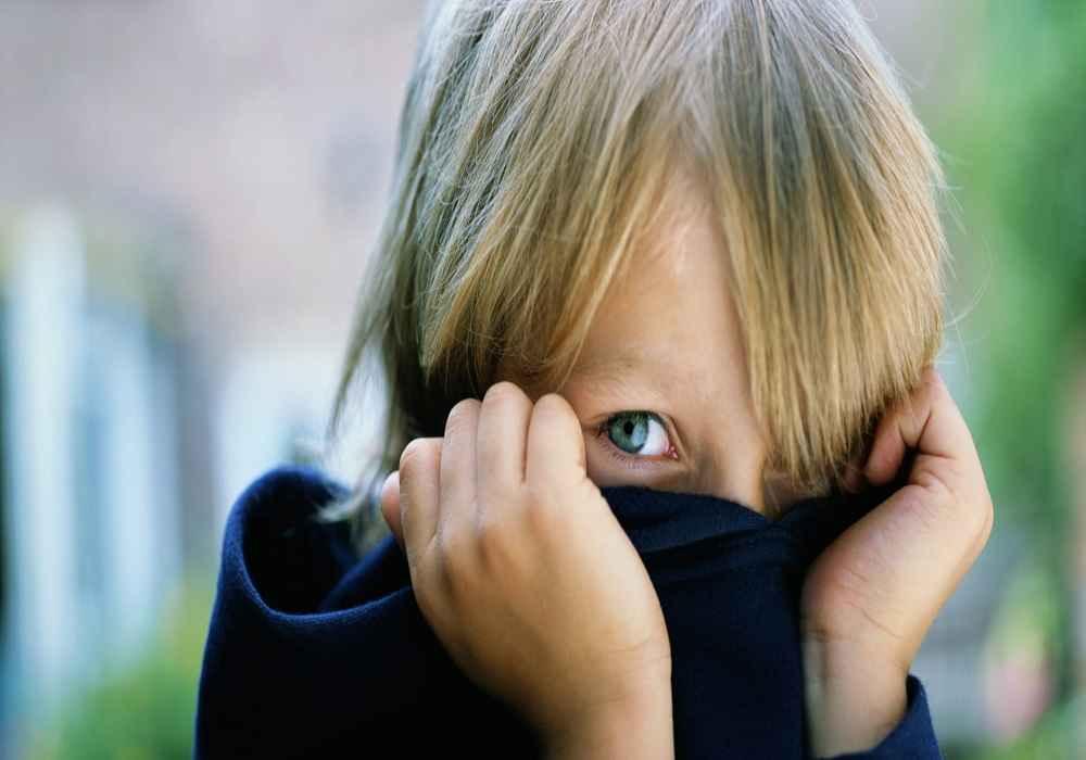 کودکان خجالتی ودرو گرا