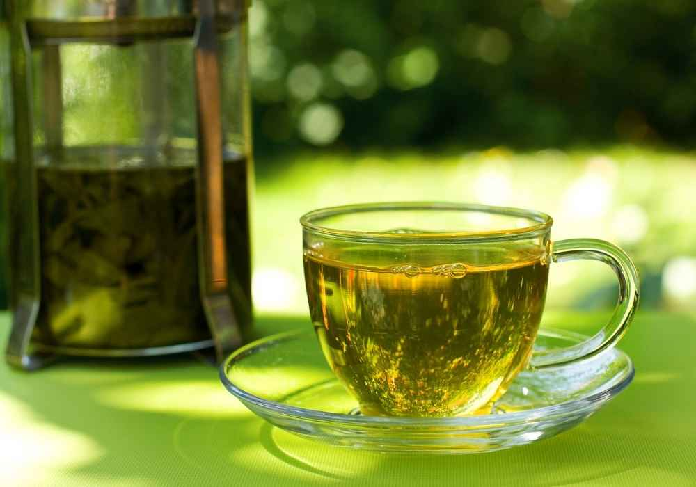 چای سبزحاوی آنتی اکسیدان است وبه سلامت اعصاب شماکمک میکند