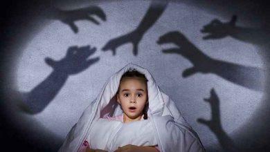 علت ایجاد ترس درکودکان چیست وچگونه می توان ان رادرمان کرد