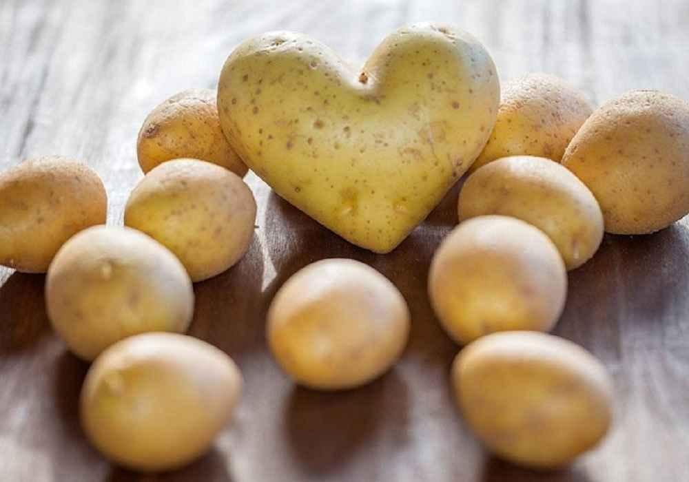 ماسک سیب زمینی باعث کاهش عفونت پوست میشود