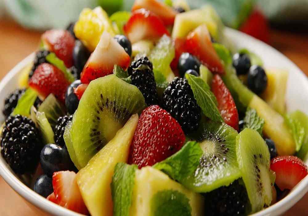 برای داشتن دندان ولثه سالم میوه وسبزی بخورید