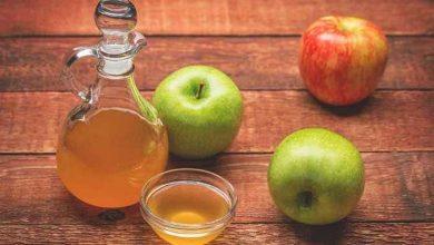 خواص سرکه سیب برای بدن وپوست ومو