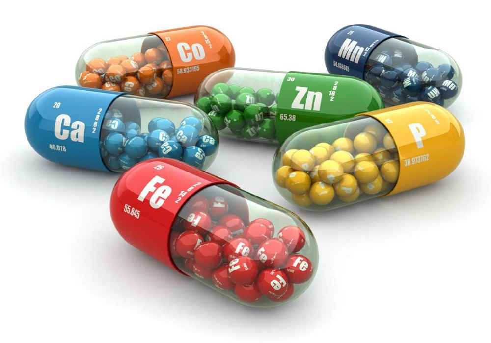 مصرف مکمل هاوویتامین ها بیش ازنیاز بدن می تواند باعث ایجاد سرطان در فردشود