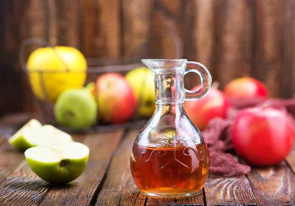 درمان نقرس با طب سنتی وسرکه سیب