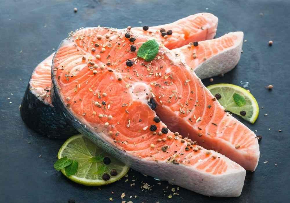 ماهی های چرب باداشتن چربی سالم در هورمونهای تیروئید تعادل ایجاد میکند