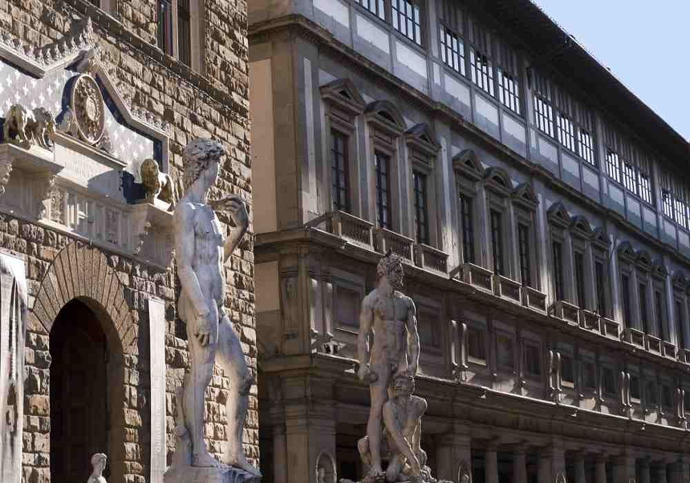 گالری اوفیتزی از محبوب ترین موزه های ایتالیا است