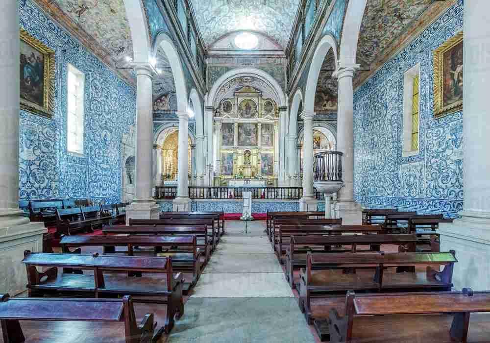 کلیسای سانتا ماریا از بزرگترین جلوه های هنر ایتالیا است