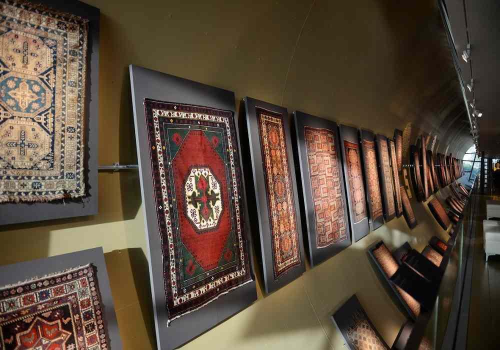 موزه فرش ترکیه که منحصر به فردترین فرشهای دنیا درآن قرار دارند