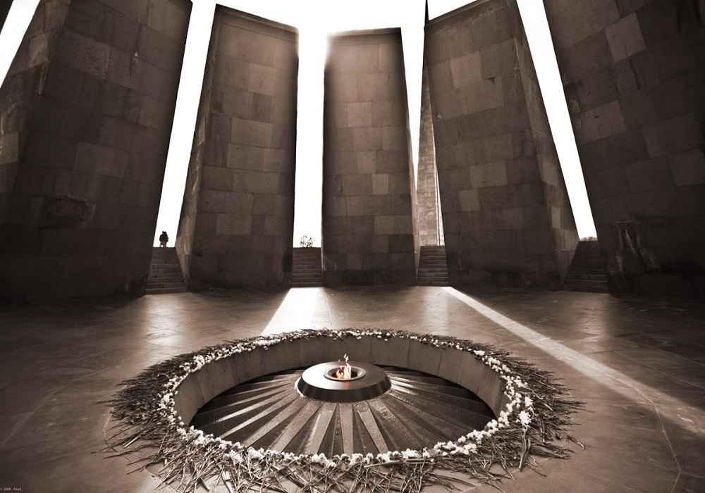 موزه و یادبود ارامنه کشته شده
