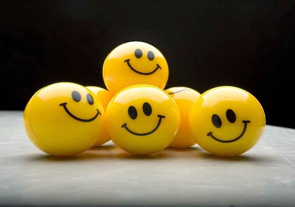 شاد بودن باعث مثبت اندیشی می شود