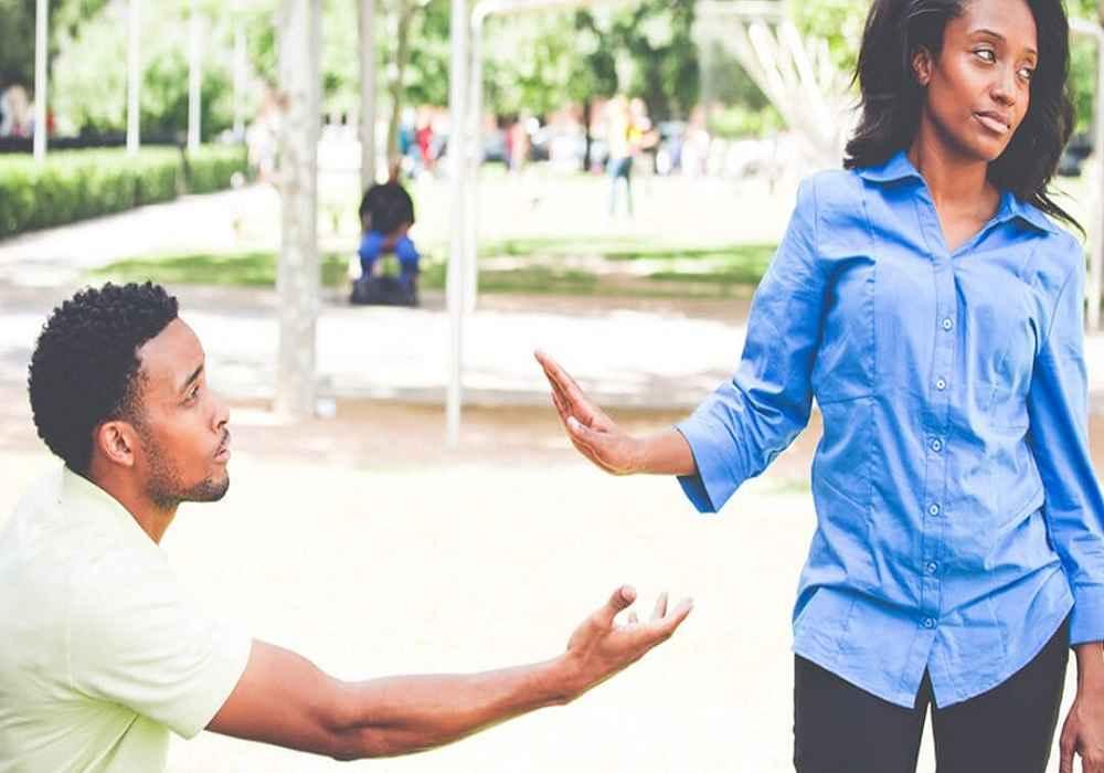 با چه مردانی نباید ازدواج کرد