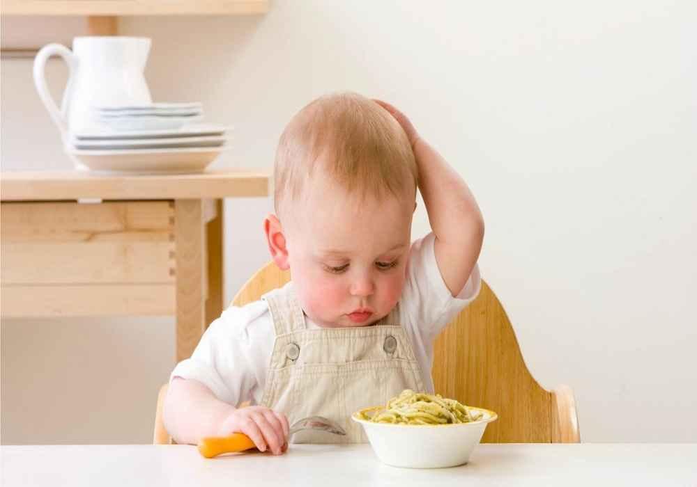 اختلال های خوردن در کودکان