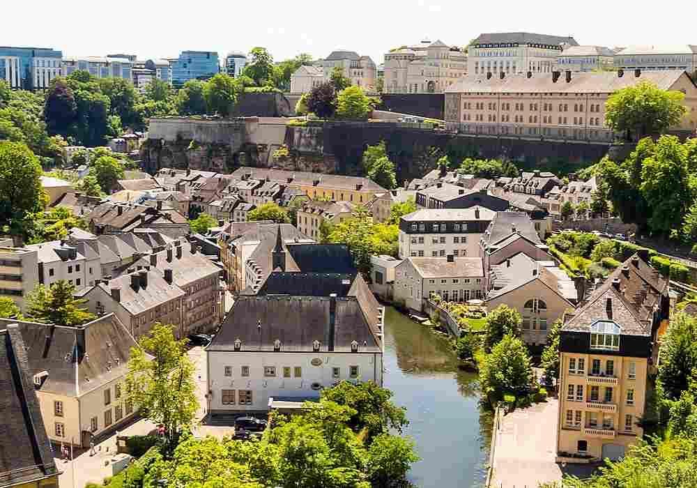 لوکزامبورگ یکی از ثروتمند ترین کشورهای دنیا-asemari.ir