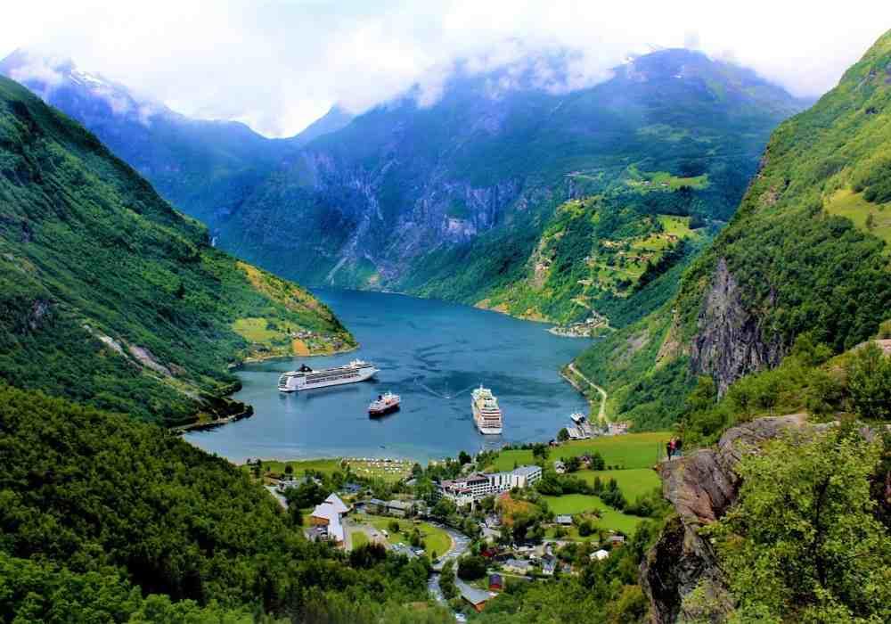 نروژ هشتمین کشور ثروتمند دنیا-asemari.ir