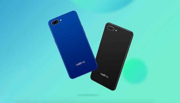 مشخصات فنی گوشی OPPO REALME c1