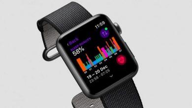 مشخصات فنی Apple watch series4
