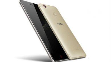 مشخصات فنی گوشی ZTE nubia Z17