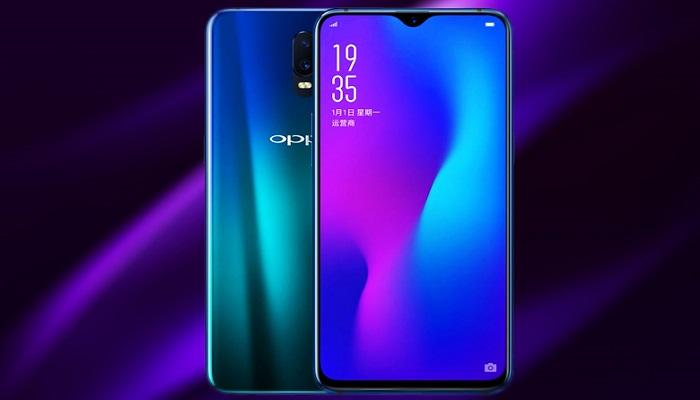مشخصات فنی گوشی OPPO R17 pro