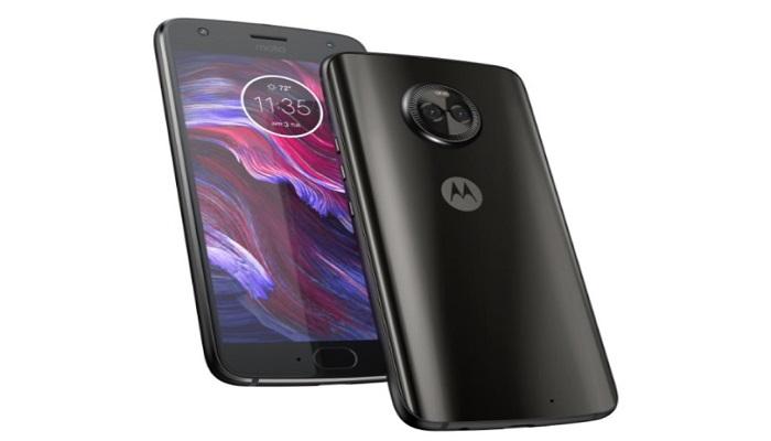 مشخصات فنی گوشی Motorola moto X4