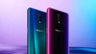 مشخصات فنی گوشی OPPO R17
