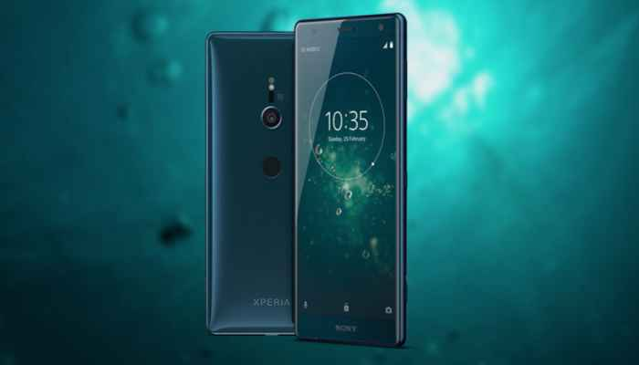 مشخصات فنی گوشی sony experia xz3