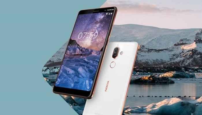 مشخصات فنی گوشی Nokia 7plus
