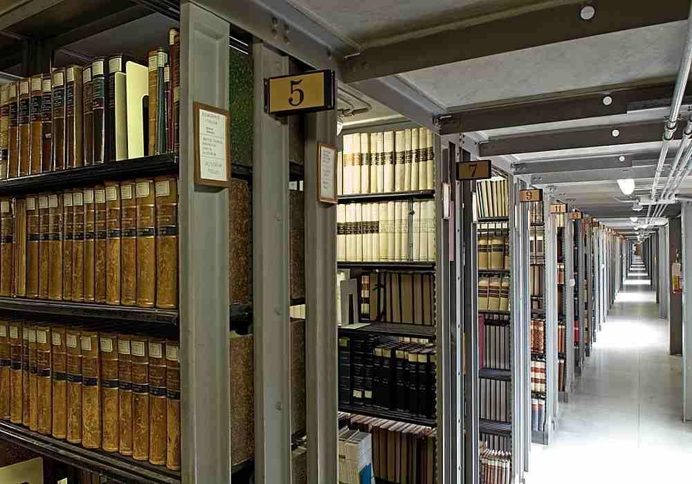 آرشیو واتیکان یکی از مکان های ممنوعه دنیا