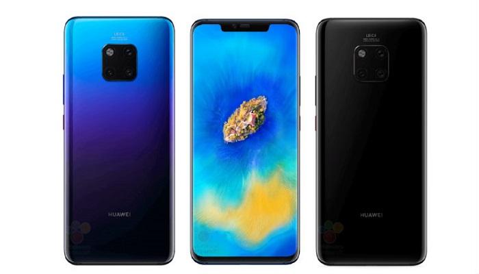 مشخصات فنی گوشی Huawei mate 20