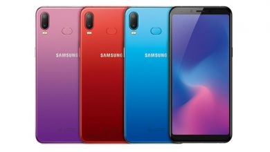 مشخصات فنی گوشی SAMSUNG GALAXY A6s