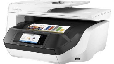 پرینتر HP officejet pro 8720 wireless