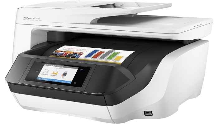 پرینتر HP officejet pro 8720 wireless