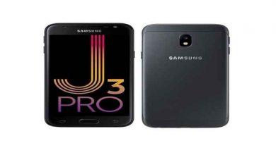مشخصات فنی گوشی SAMSUNG GALAXY j3 pro