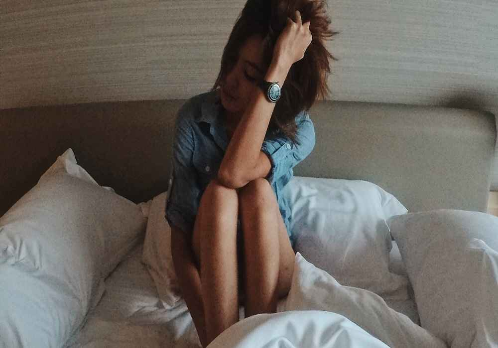 از نشانه های کمبود پتاسیم تغییر خلق و خو و خستگی ذهنی است-asemari.ir
