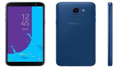 مشخصات فنی گوشی SAMSUNG GALAXY ON6