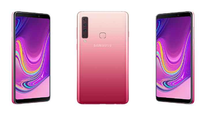 مشخصات فنی گوشی samsung galaxy A9(2018)