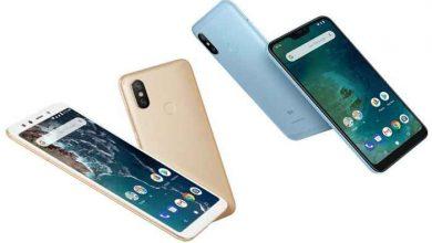 مشخصات فنی گوشی XIAOMI MI a2 (MI 6X)