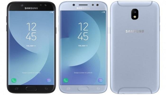 مشخصات فنی گوشی SAMSUNG GALAXY j5 (2017)