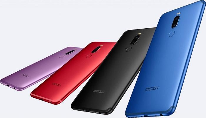 مشخصات فنی گوشی MEIZU NOTE 8
