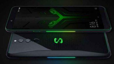 مشخصات فنی گوشی XIAOMI black shark helo
