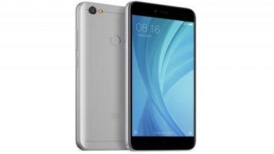 مشخصات فنی گوشی XIAOMI REDMI Y1(note 5A)