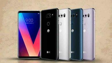 مشخصات فنی گوشی LG V40thinQ