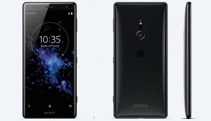 مشخصات فنی گوشی SONY XPERIA XZ2