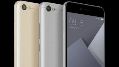 مشخصات فنی گوشی XIAOMI REDMI Y1 lite
