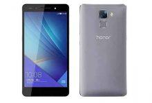 مشخصات فنی گوشی HUAWEI HONOR 7X