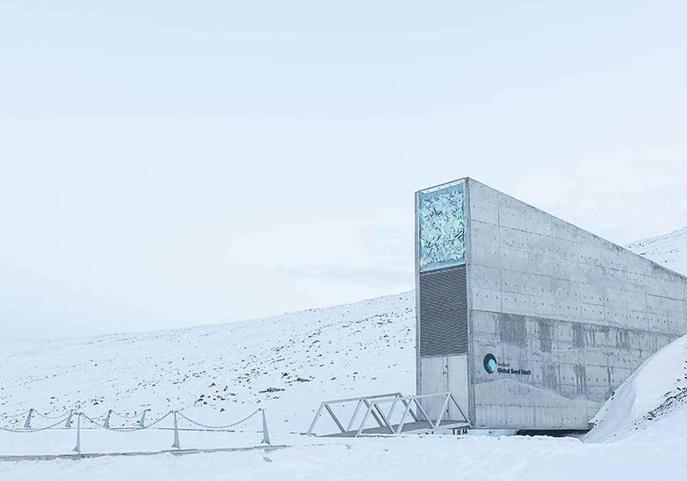 غار بذر نروژ یکی از مکان های ممنوعه دنیا